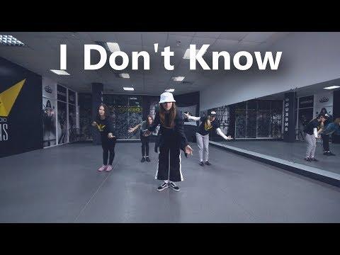 I Don't Know - Dok2 (Feat. Hash Swan) / J.Yana Choreography
