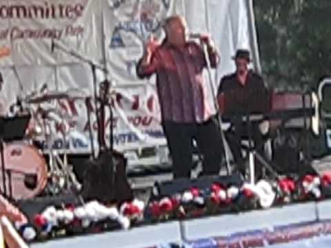 Johnny Contardo Performs A Roy Orbison Song  At The Mission Viejo Street Fair.avi video