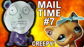 FAN MAIL TIME #7 MOST CREEPY LPS EVER IN MY MAIL!  | Alice LPS
