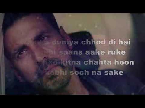 Soch Na Sake Full Audio Lyrics Arijit Singh Amaal Mallik Tulsi Kumar Airlift   From Shabaz