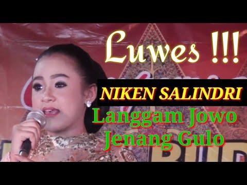 Download Sinden Cilik NIKEN SALINDRI Langgam Jowo JENANG GULO Campursari Aneka Budaya Mp4 baru