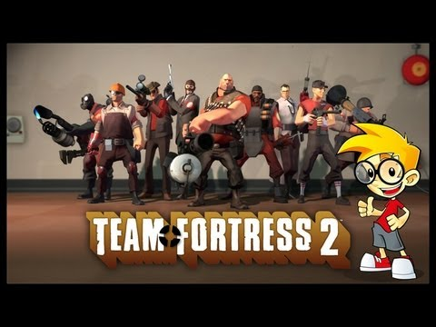 Team Fortress 2 - Sou horrvel