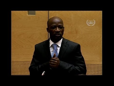 Ivorian ex-youth firebrand Ble Goude defiant before ICC