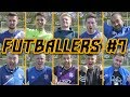 FUTBALLERS #7 - TOUCH & SHOOT CHALLENGE!
