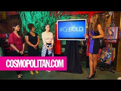 Revlon #GoBOLD Episode 7: Go Dress to Express