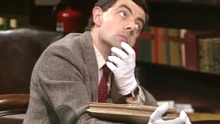 Studying with Bean | Funny Clips | Mr Bean Official