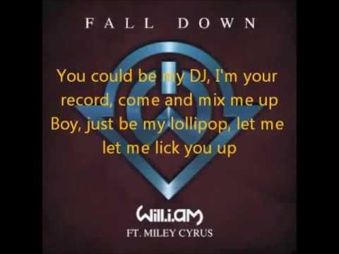 Will I Am - Fall Down