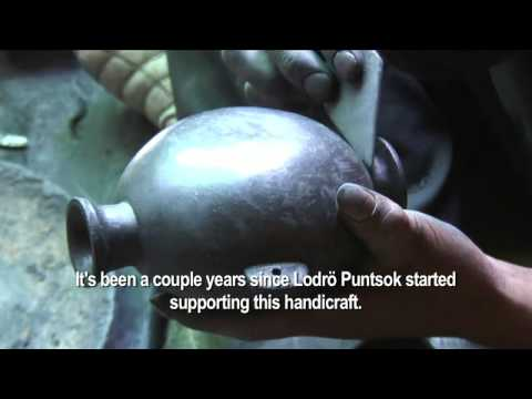 Dzongsar Pottery School (Participatory Video – English)