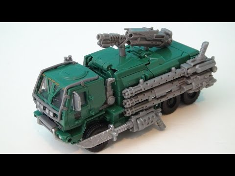 TRANSFORMERS 4 HOUND VOYAGER CLASS AGE OF EXTINCTION TOY REVIEW