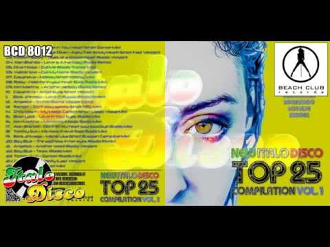 Various - New Italo Disco Top 25 Compilation Vol.1(BCD 8012) (InTheMix Promo)