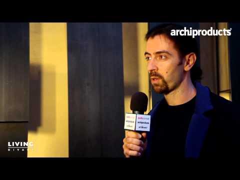 LIVING DIVANI | VICTOR VASILEV - Cersaie 2013