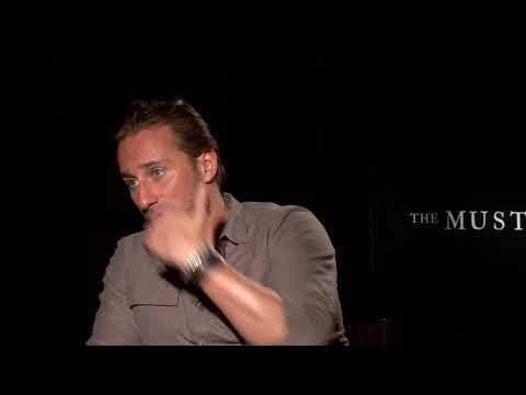 Laure De Clermont-Tonnerre & Matthias Schoenaerts Interview: The Mustang