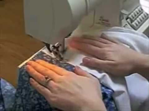 How to Understitch a Seam