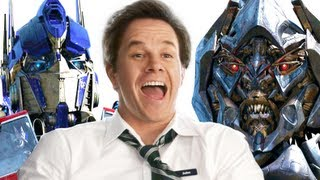 Warm Bodies - Mark Wahlberg in Transformers 4, Footage From World War Z, & GTA 5 Details (PMI 45)