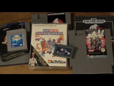 Ghostbusters Leftovers with Mike Matei - Cinemassacre.com