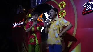 Lê Dương Bảo Lâm và Minh Dự tấu hài