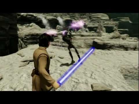 Kinect Star Wars Trailer (E3 2011)