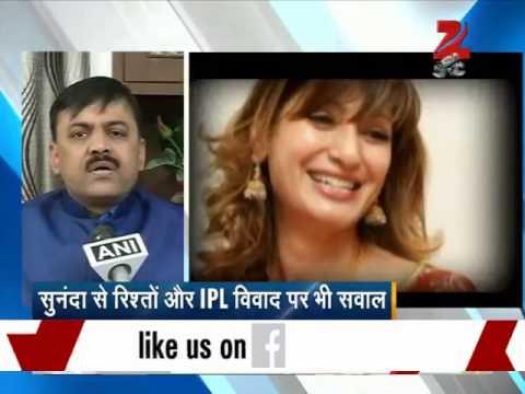 Sunanda Pushkar murder case: SIT questions Shashi Tharoor