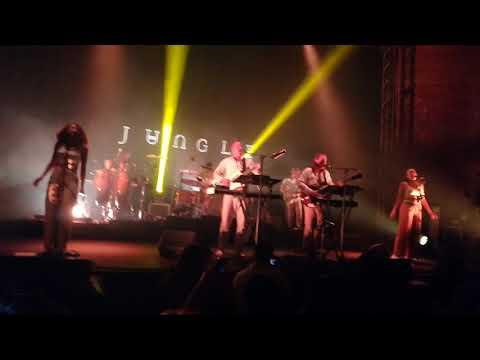 Jungle - Heavy, California - (Auditorio BlackBerry 03-10-18)