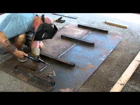 Butt Welding Sheet Metal With A Mig Welder