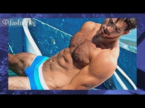 Hot Men With Hot Bods For Aussiebum: Behind The Scenes | Fashiontv video