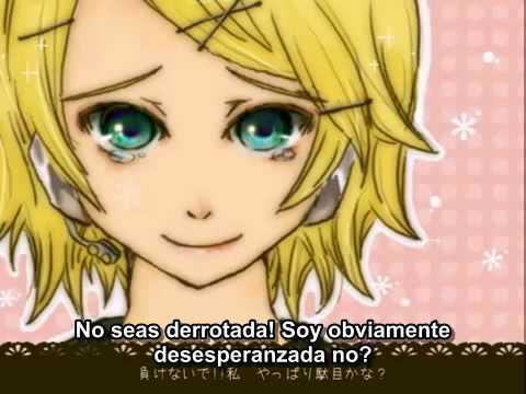 Kagamine Rin Crying Kagamine Rin Don 39 t Cry
