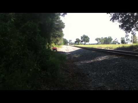 Norfolk Southern in Jasper, FL