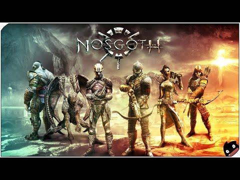 Nosgoth - Parkour vampirico Gratuito (60fps)