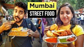 Mumbai Street food    Churchgate Khaugalli   Indian Street food   Anagha Mirgal