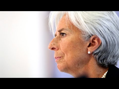 IMF's Lagarde on Ebola: IMF Can't Finance Hospitals