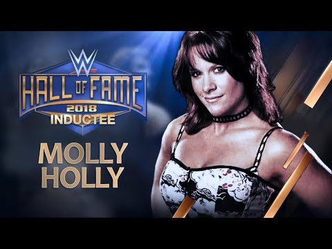 Molly Holly joins the WWE Hall of Fame Class of 2018 - Custom