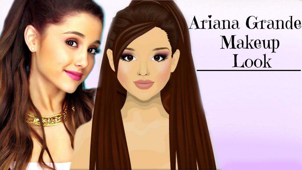 Ariana grande makeup games