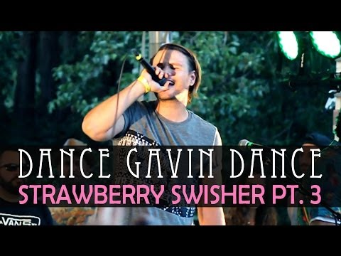 Dance Gavin Dance - Stawberry Swisher