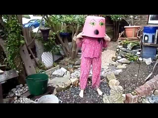 Ice Bucket Challenge - In the pink