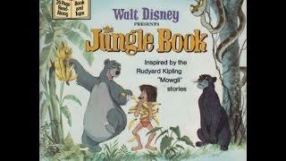 See, Hear and Read-Along - Walt Disney's Jungle Book