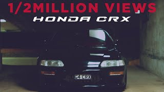 Honda CRX This starts like a movie!!