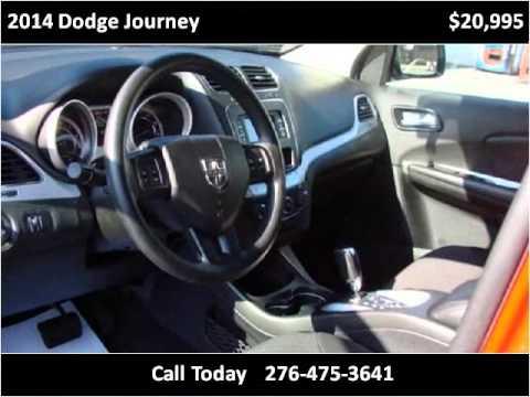 2014 Dodge Journey Used Cars Damascus VA