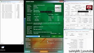 Amd Bulldozer ES at DDR3-2400Mhz CL7!