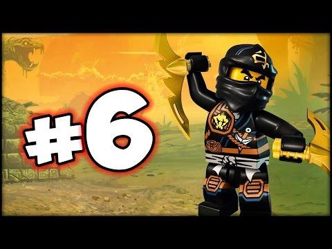 LEGO Ninjago: Shadow of Ronin - Walkthrough - Part 6 - The Caves of Despair!