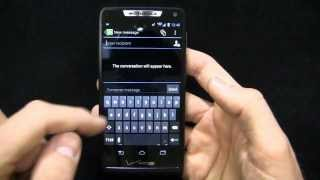 Motorola DROID RAZR M Review Part 1