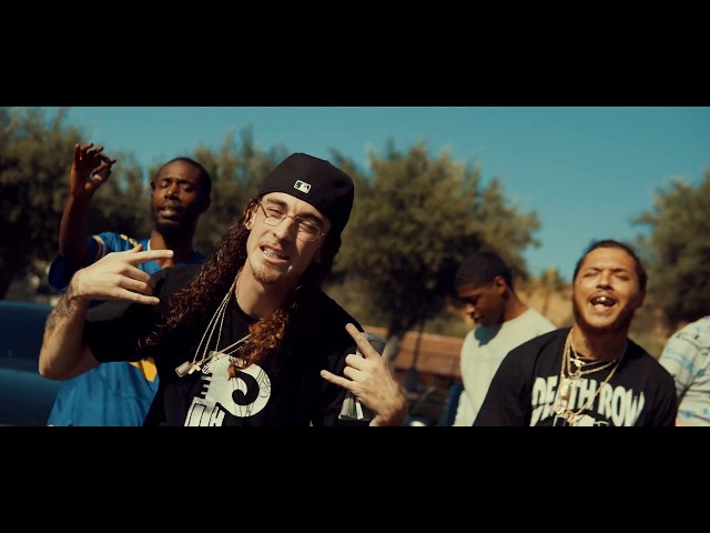 White Gold - Blue Cheese ft Lil Slugg (Exclusive Video)