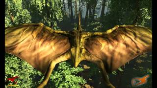Primal Carnage Beta - Pteranodon Play Test