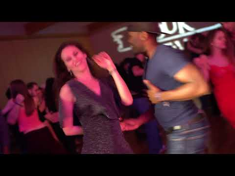 WZF2019 in social dances with Sabrina & Max ~ Zouk Soul