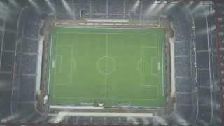 Презентация строящихся стадионов для проведения игр Чемпионата мира по футболу 2018 года
