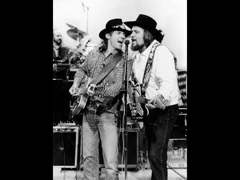Bound For Glory by Neil Young & Waylon Jennings from Young's album Old Ways