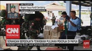 Kondisi Pasca-Penyerangan Kelompok Bersenjata di Papua I Phoner Pangdam XVII/Cendrawasih