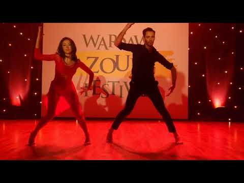 WZF2018: Joanna & Marcos in Sunday's Performance ~ video by Zouk Soul