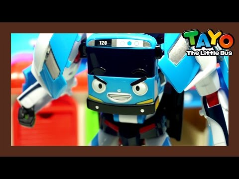 Robot King Tayo (Part 2) L Tayo Toy Adventure L Robot Toy Show L Toy Show