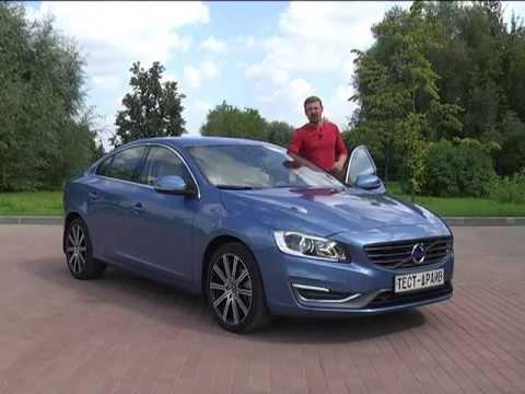 Тест-драйв Volvo s60 t5