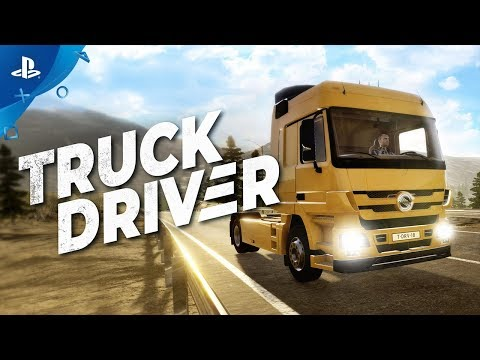 Truck Driver - Gameplay Trailer | PS4